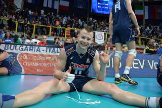 VOLLEY Un'Italia da sogno, ora attenta a Giani e alla sua Slovenia