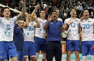 VOLLEY Giani dall'argento d'Europa alla SuperLega: «Il mio Verona senza paure»