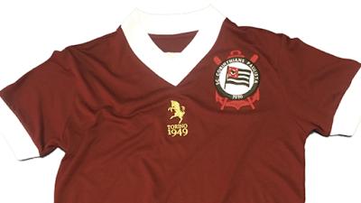 CALCIO Dal Brasile: omaggio Corinthians, la maglia del Torino