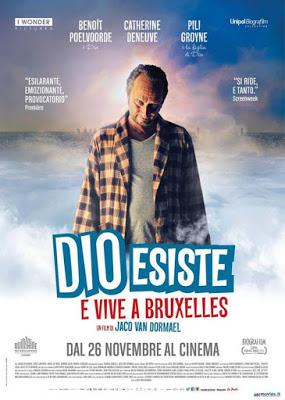 CINEMA Dio esiste e vive a Bruxelles