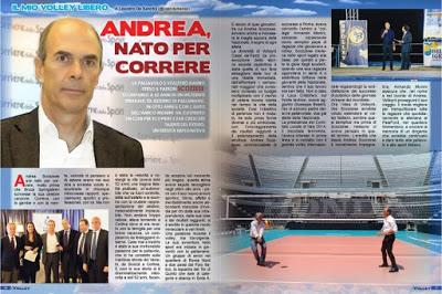 VOLLEY Il ricordo di Andrea Scozzese su iVolley magazine