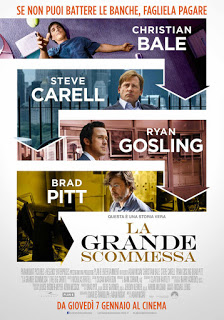 CINEMA The big short – La grande scommessa