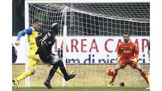 CALCIO 22ª giornata, Juventus a +6 sulla Viola, +7 sull'Inter