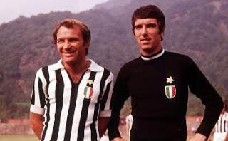 CALCIO I grandi ex di Juve e Napoli. E Altafini divenne core 'ngrato