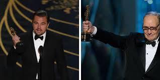 CINEMA Spotlight miglior film, la prima volta di Morricone e Di Caprio