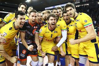 "VOLLEY La SuperLega, Modena e i play off ""avvelenati"""