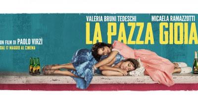 CINEMA La pazza gioia, il film di Paolo Virzì