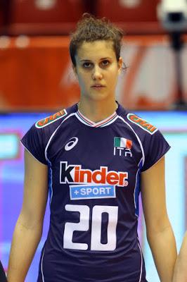 VOLLEY Anna Danesi: Volleyrò, Club Italia, Nazionale con tanta voglia di sfondare