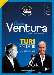 CALCIO Premio Oronzo Pugliese al neo ct Ventura