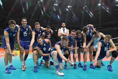 VOLLEY Zaytsev e l'Italia che non si arrende: l'Olimpiade tra le dita