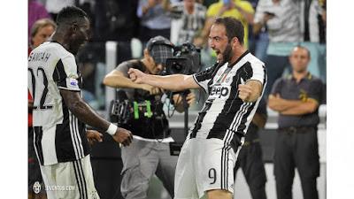 CALCIO Juventus-Fiorentina 2-1