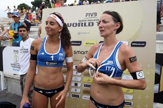 BEACH VOLLEY Orsi Toth sospesa per doping, la Cicolari: «Io sono convocabile…»