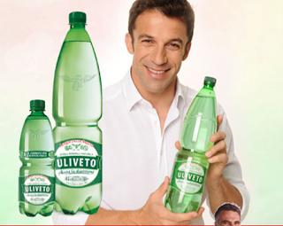 CALCIO Marchisio contro Del Piero: meglio bere acqua Lauretana o Uliveto?