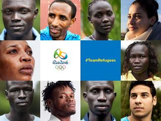 SPORT Olimpiadi Rio 2016: il Team Rifugiati in fuga da guerre e violenze