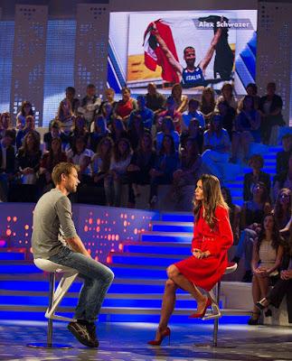 """ATLETICA Schwazer parla a """"Verissimo"""", su Canale 5 (domani ore 16.10)"""