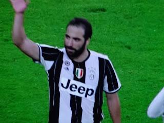 CALCIO Juventus-Napoli 2-1