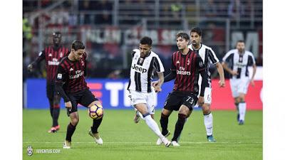 CALCIO Milan-Juventus 1-0