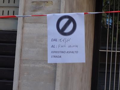 ROMA Gli avvisi bugiardi e la mancanza di rispetto per i cittadini