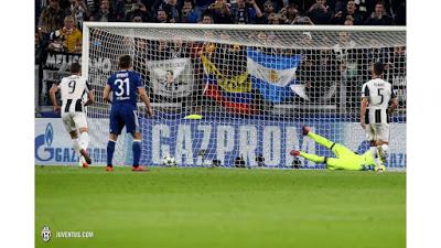 CALCIO Juventus-Olympique Lione 1-1