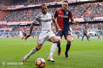 CALCIO Genoa-Juventus 3-1