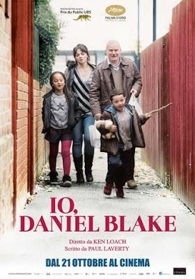 CINEMA Io, Daniel Blake