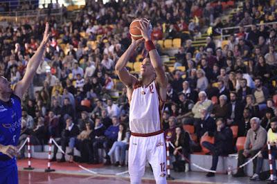 """BASKET Il pieno per Virtus Roma-Eurobasket e la lezione dei """"Fab Four"""" del Bancoroma tricolore"""