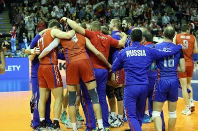 VOLLEY Russi dopati, il Brasile vuole l'oro olimpico 2012 (Italia d'argento?)