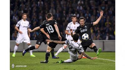 CALCIO Porto-Juventus 0-2