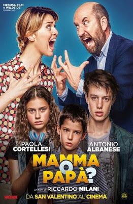 CINEMA Mamma o papà?