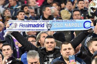 CALCIO A Madrid il Napoli perde due volte, Real polemica Sarri-DeLaurentiis