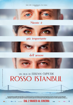 CINEMA Rosso Istanbul