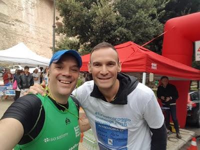 ATLETICA Alla Maratona di Roma il progetto di solidarietà di Sintini e Romeo