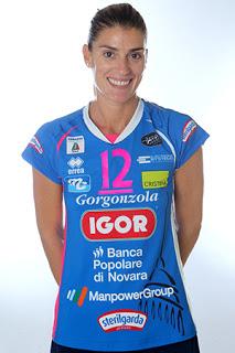VOLLEY Francesca Piccinini fa cinquina tricolore con il Novara