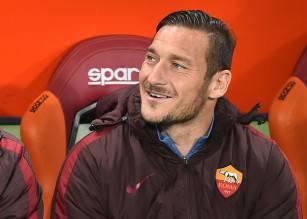 WORD GAMES Roma calcio, Totti e la panchina Di Francesco…