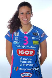 """VOLLEY Carlotta Cambi, tricolore con Novara, non dimentica: """"Grazie Volleyrò"""""""