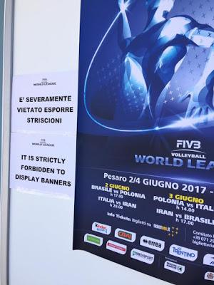 VOLLEY World League a Pesaro, la vergognosa censura delle ragazze iraniane