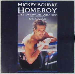 ALBUM 3/ Mickey Rourke, Homeboy sul ring (1988)