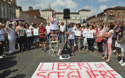 SOCIETA' Libertà sui vaccini, domenica manifestazione a Roma