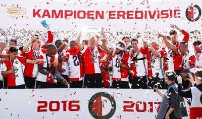 CALCIO Eredivisie, da 53 anni lo scudetto è biancorosso!