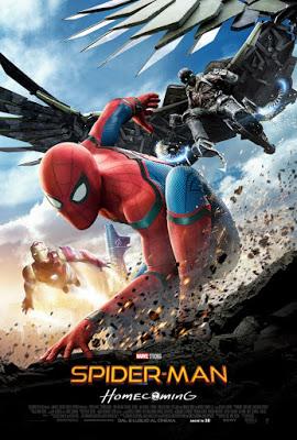 CINEMA Spiderman Homecoming