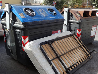ROMA Filippini, le suore materassaie non AMAno il prossimo