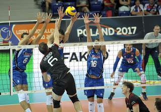 VOLLEY L'Italia agli Europei non perdeva al debutto dal 2009
