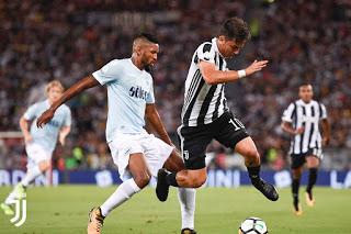 CALCIO Supercoppa: Lazio-Juventus 3-2