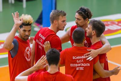 VOLLEY Roma torna al Palazzetto dopo cinque anni e gioca a… Scarabeo (e ringrazia il Comune)