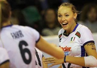 VOLLEY Elena Pietrini, da Volleyrò al Club Italia in A2, dopo l'oro mondiale under 18