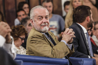 CALCIO De Laurentiis, dai silenzi stampa del Napoli alla… comunicazione ECA