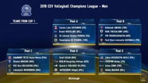 VOLLEY La Champions League non è una cosa seria