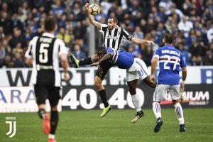 CALCIO Sampdoria-Juventus 3-2