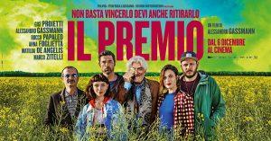 CINEMA Il Premio (di Alessandro Gassman)