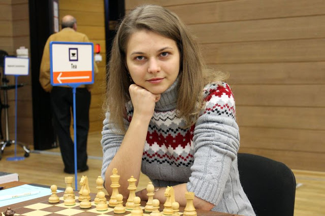 SPORT & SOCIETA' Anna Muzychuk, scacco dalla regina all'Arabia Saudita